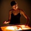 Spectacle Lorène Bihorel : Des rêves dans le sable