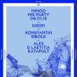 Soirée NINOO MIX PARTY à PARIS @ Le Rex Club - Billets & Places