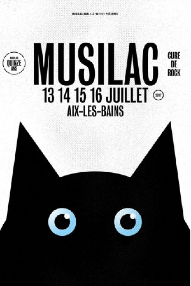 Festival MUSILAC 2017 - LES 15 ANS - JOUR 2 à Aix les Bains @ Aix les Bains - Esplanade du Lac - Billets & Places