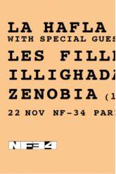 Soirée NF-34 / Acid Arab présente : La Hafla with special guests