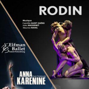 Anna Karenine- Boris Eifman Ballet