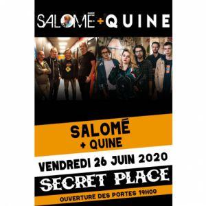 Salomé + Quine