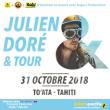 Concert JULIEN DORÉ TAHITI & TOUR à Papeete @ PLACE TO'ATA - Billets & Places