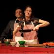 Théâtre LA QUICHE EN 5 ACTES (CIE AZIMUTS) à DUGNY SUR MEUSE @ Chapelle de Billemont - Billets & Places