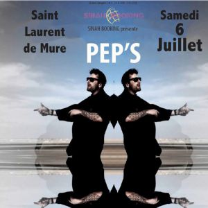 Pep's  (Solo)  Soiree Buffet-Concert- Les Mures Zicales