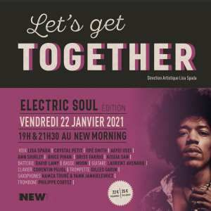 Let's Get Together - Electric Soul Edition