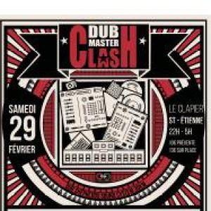 Dub Master Clash - Roots Raid/Aku Fen/Pilah/Dub Shepherds...