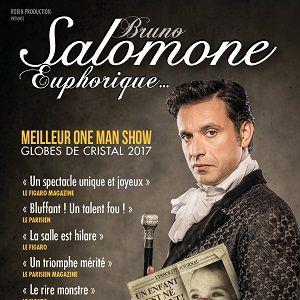 BRUNO SALOMONE @ Cité des Congrès -Auditorium 800 - Nantes