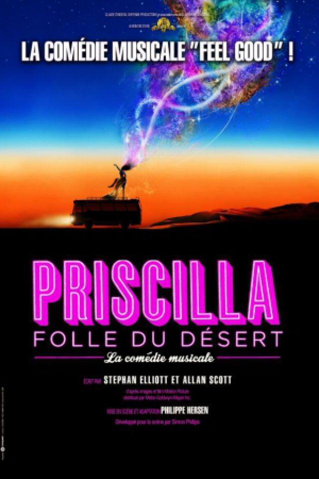 PRISCILLA FOLLE DU DESERT @ Zénith d'Amiens - AMIENS