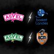 Match PACK FAMILLE ASVEL : BASKET LANDES + GRAVELINES DUNKERQUE à Villeurbanne @ Astroballe - Billets & Places