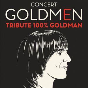 Goldmen - 100% Tribute Goldman