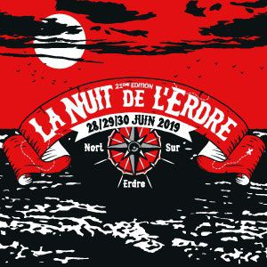 Festival La Nuit De L'erdre 2019 - Pass 2 Jours Samedi - Dimanche