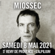 Concert MIOSSEC à SAINT RÉMY DE PROVENCE @ Salle ALPILIUM - Billets & Places