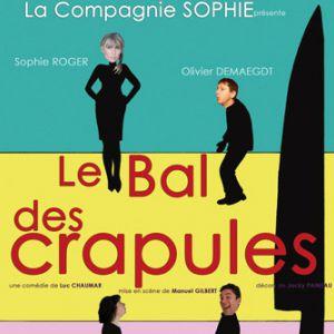 Le bal des crapules @ Théâtre de Poche Graslin - NANTES