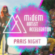 Concert Midem Artist Accelerator Paris Night