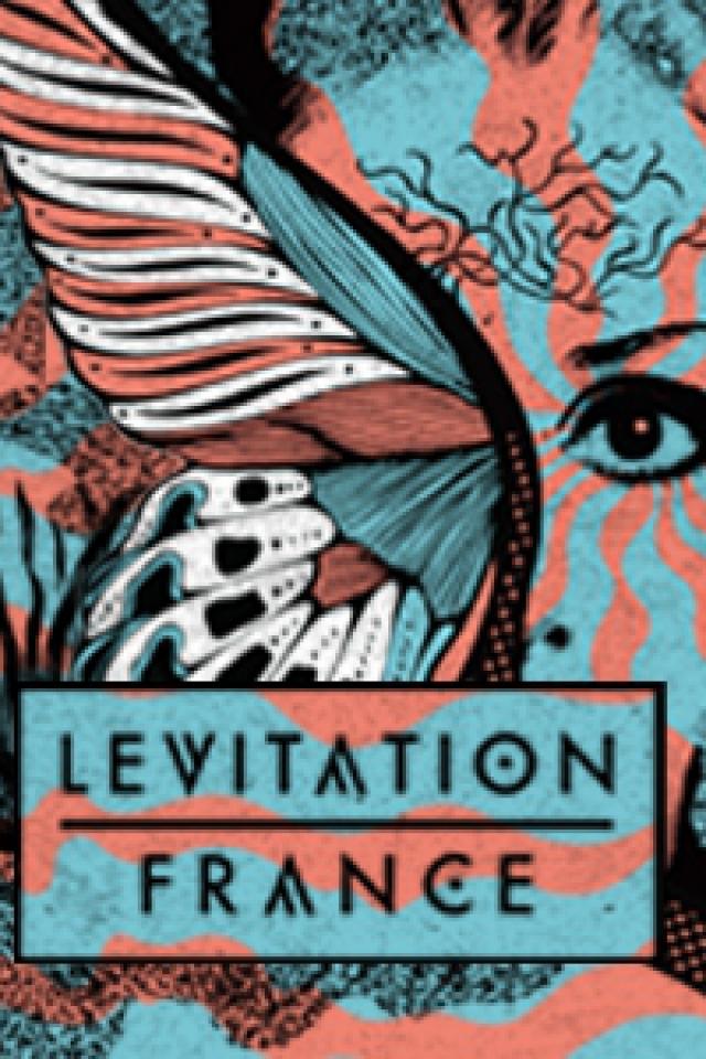 LEVITATION FRANCE - PASS 2 JOURS @ ANGERS - LE QUAI - ANGERS