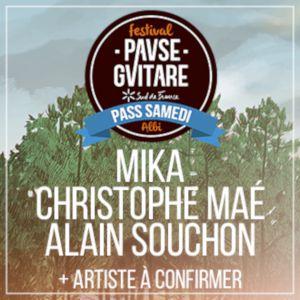 Mika + Christophe Mae + Alain Souchon - 11/07/2020