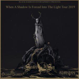 Swallow The Sun + Oceans Of Slumber  + Aeonian Sorrow