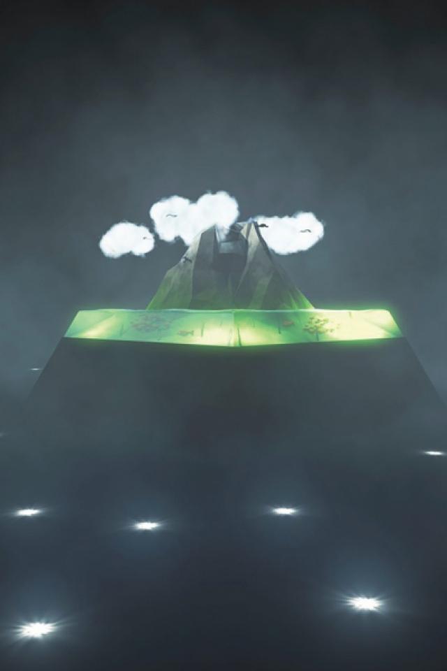 Rêverie électronique  par Jesse Lucas (Rick le Cube)  @ L'EPICERIE MODERNE - Feyzin