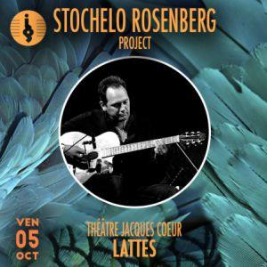 STOCHELO ROSENBERG PROJECT @ THEATRE JACQUES CŒUR - LATTES