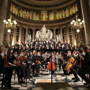 Schubert / Pergolèse @ Eglise de la Madeleine - PARIS