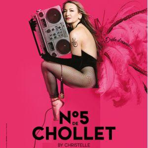 Christelle Chollet - N°5 de CHOLLET @ Théâtre le Colbert  - TOULON