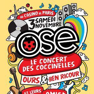 LE CONCERT DES COCCINELLES @ Casino de Paris - Paris