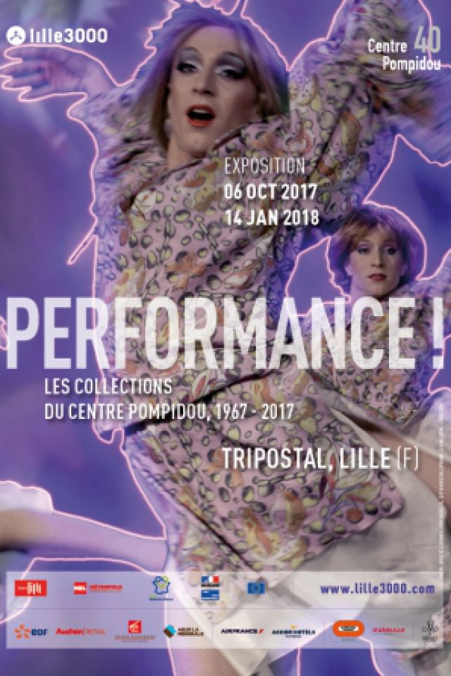 PERFORMANCE !  @ TRIPOSTAL - LILLE