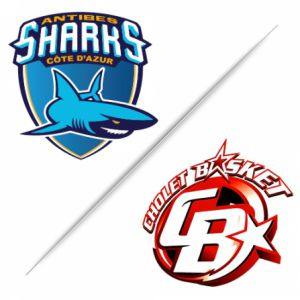 Antibes Sharks / Cholet Basket