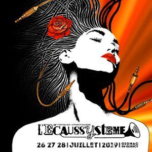 Festival Ecaussysteme - Pass 2 Jours : Samedi + Dimanche