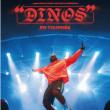 Concert DINOS à RENNES @ Le Liberté // L'Étage - Billets & Places