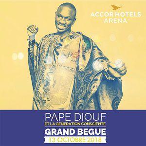 PAPE DIOUF @ ACCORHOTELS ARENA - PARIS