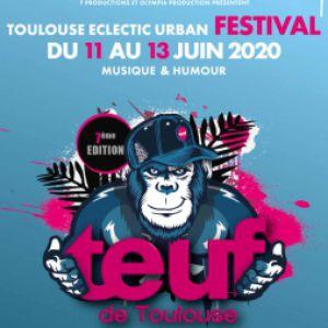 Teuf De Toulouse - Gad Elmaleh + Les Chevaliers Du Fiel