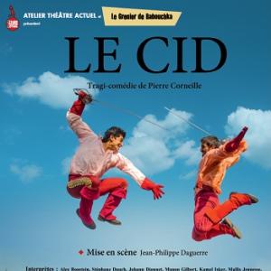 LE CID @ La Chaudronnerie - Salle Michel Simon - LA CIOTAT
