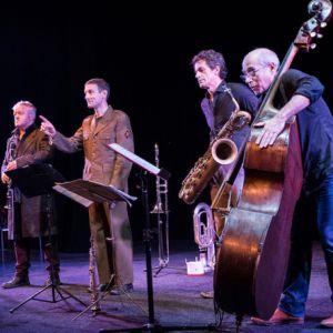 Novo Quartet « L'histoire Du Soldat » - Cavajazz