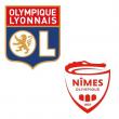 Match OFFRE PARTENAIRE - OL / NIMES OLYMPIQUE