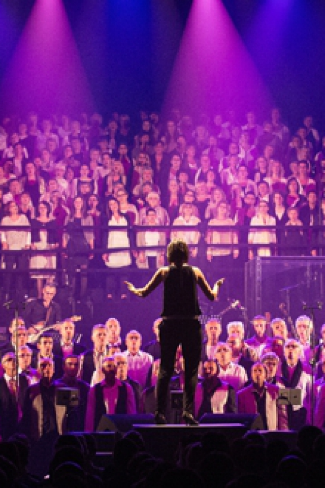 LE GRAND CHORAL  @ ESPACE ARGENCE  -  Troyes - TROYES