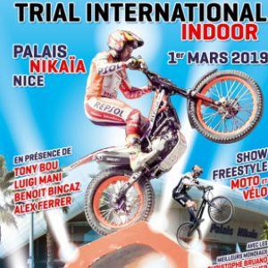 Le 17 Ieme Trial Indoor International De Nice