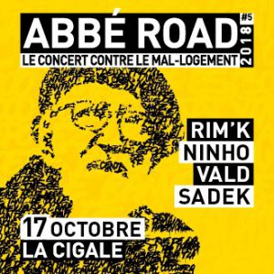 ABBE ROAD 5 @ La Cigale - Paris