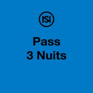 Nuits Sonores - Pass 3 Nuits