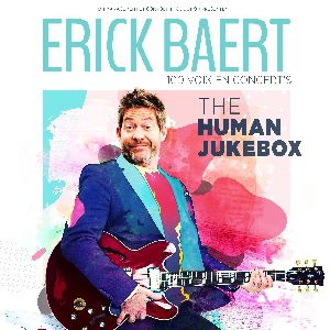 Erick Baert, The Human Jukebox