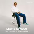 Concert Lewis OfMan à LYON @ Le Sucre  - Billets & Places