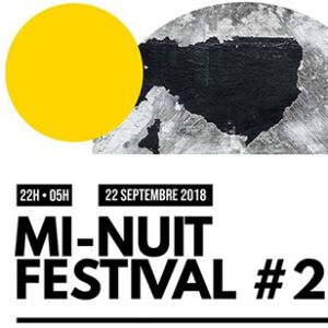 ARNAUD REBOTINI + MOLECULE @ Le Fil - SAINT ETIENNE