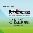Soirée Joris Delacroix & Klangkarussell x Love on The Roof