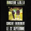 Concert MINISTERE A.M.E.R à Paris @ L'Olympia - Billets & Places