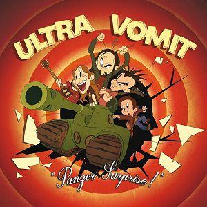 Concert Ultra Vomit + Death Decline + Overdrivers