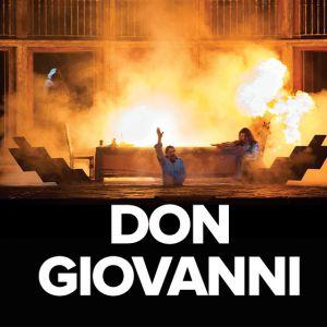 Don Giovani - Le Cristal Ronce - Metropolitan Opéra