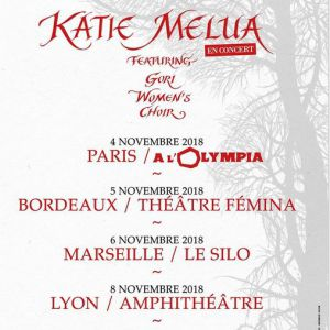 KATIE MELUA @ AMPHITHEATRE CITE INTERNATIONALE - LYON