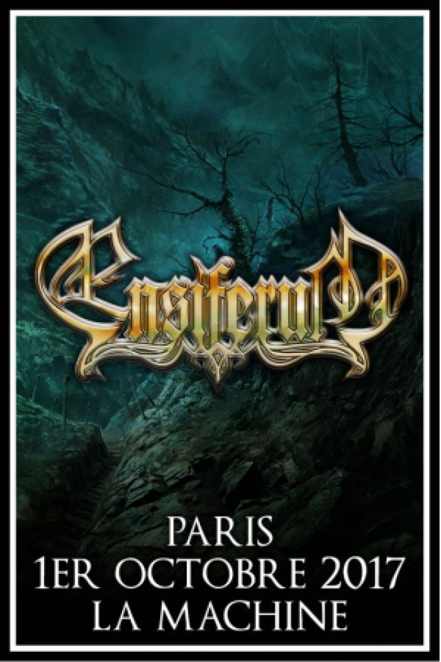 ENSIFERUM @ La Machine du Moulin Rouge - Paris