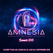 AMNESIA, AGDE : programmation, billet, place, infos